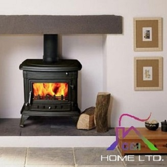 The Derg Matt Black 12kW