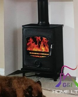The Graphite Five 5kW