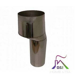 8″ Clay Pot Adaptor Offset