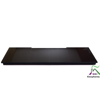 36″ x 18″ GRANITE JOINTED & FILLED