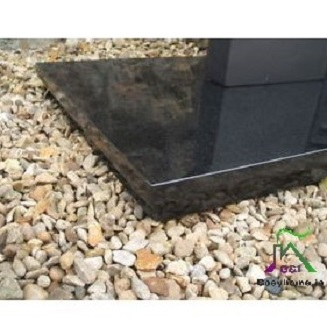 60″ x 18″ GRANITE JOINTED & FILLED (Shaped cutout)