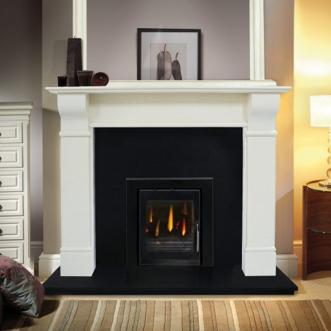The Naples Fireplace surround only 54″-60″
