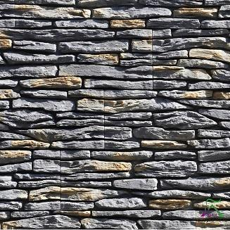 California Grey - Artificial Cladding Stone