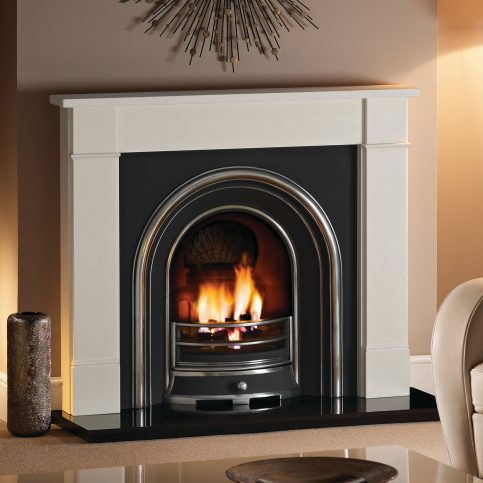 The Flat Victorian Fireplace surround only 48″-54″