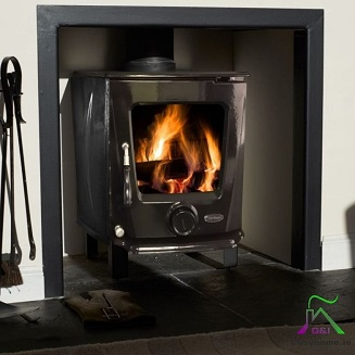The Ashford 7.5kW (Black Enamel)