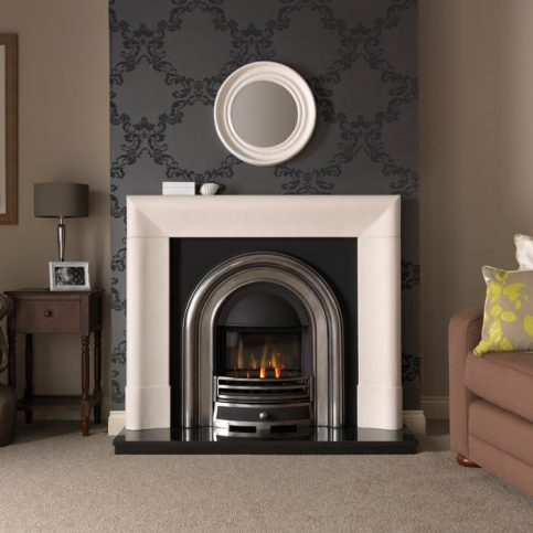 Gallery Delection  Fireplace Surround 52″