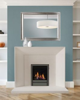 Newman Limestone Fireplace Surround