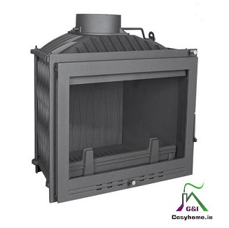 Eryk 12kW Lux Insert stove