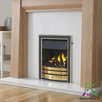 Cavello Open front (Slide control) Gas fire