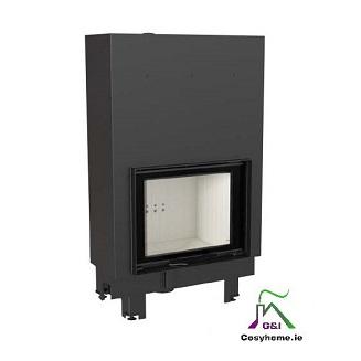 MBZ 13kw Lift up Glass Insert stove