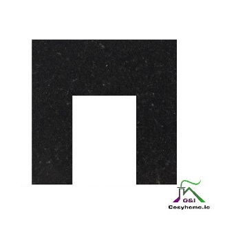 Polished Granite Back Panel-One piece