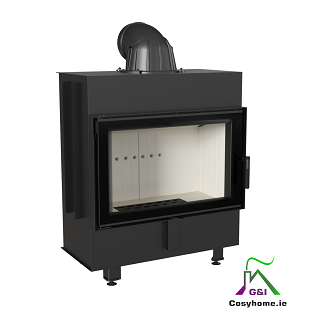 Lucy 14kW Insert Stove