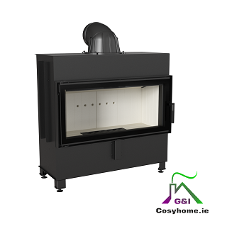 Lucy 16kW Boiler Insert Stove