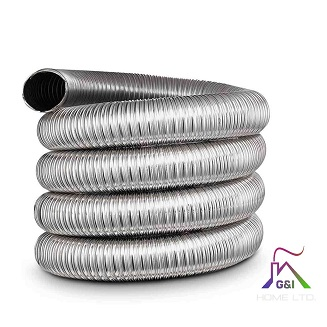 Awesome Flexible Flue Liner Kit 9 Meters Home Remodeling Inspirations Genioncuboardxyz