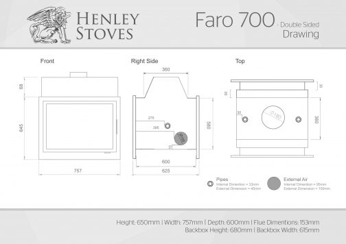 drawing faro 700 21kw ds