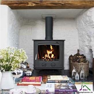 Druid 25kW Boiler stove