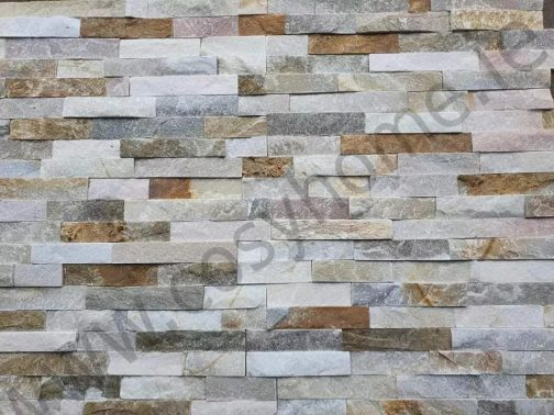 Oyster Natural Stone Cladding