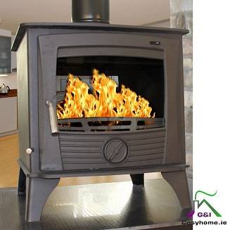 Druid 14kw Double Sided stove