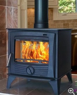 Druid 20kw Double Sided stove