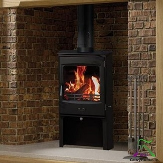 Lincoln 5kw Log Box stove