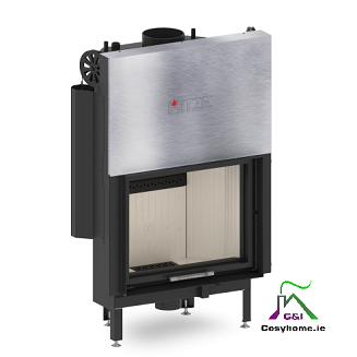 AQUASYSTEM 68×53.Lift Up Glass 19kW