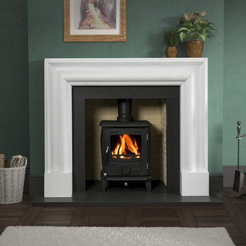 Continental Fireplace Surround 54″