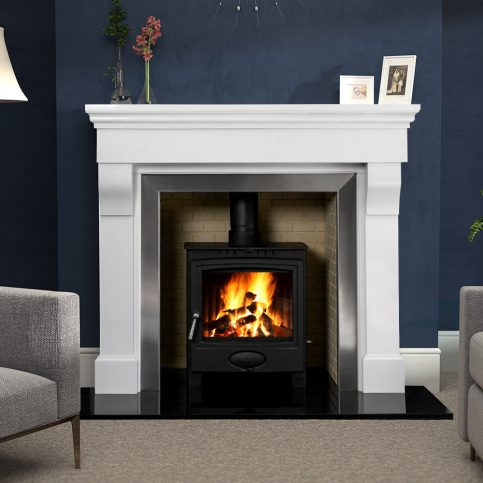The Cabra Fireplace Surround only (Size/Colour option) 54″-60″