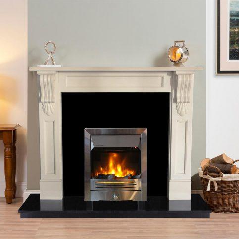 William Sorrento Fireplace Surround 54″