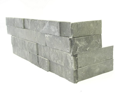 Charcoal Slate Corners