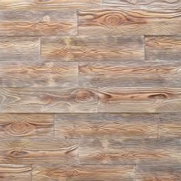 Rustic Wood -Stone Cladding