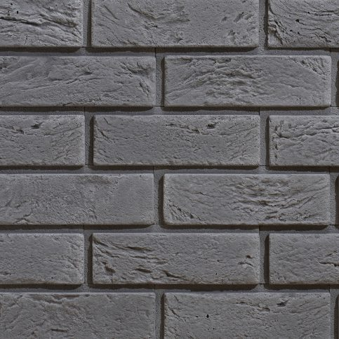 Boston Grey Bricks With Joint