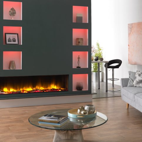 Polaris 1600 Electric fire