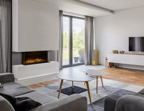 Vision E-LINE 90 Electric Fires