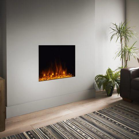 640HD+ Slimline Electric Fire