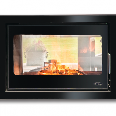 Clare 12 kW Double-Sided Cassette Stove