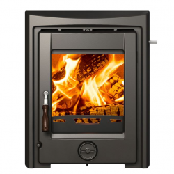 Colorado 5kW Stove Matt Black Stove