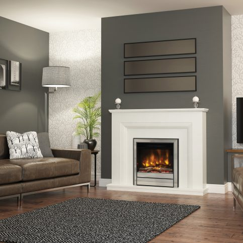 22″ Pryzm Inset Electric Fire Stove