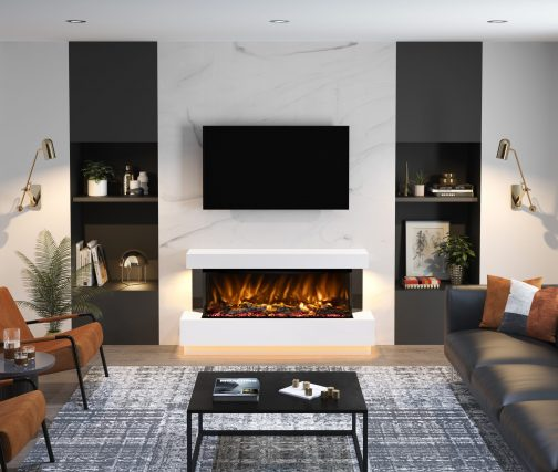 EVENTO PRYZM Electric Fire Stove