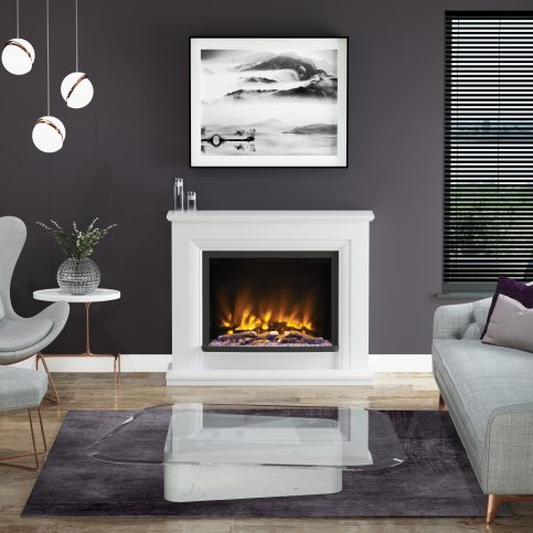 ARANA PRYZM Electric Fireplace suite 50 inch