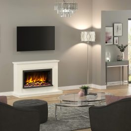 VISTUS Floorstanding Electric Fireplace