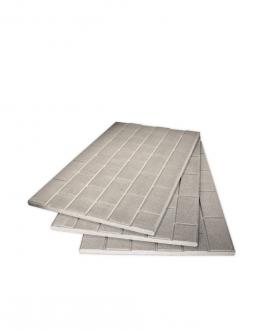 Brick Effect Vermiculite Fire Board