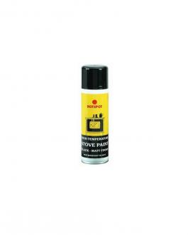 Heat Resistant Stove Paint Matt Black