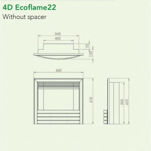 22 electric fire sizes 1200x1200 1