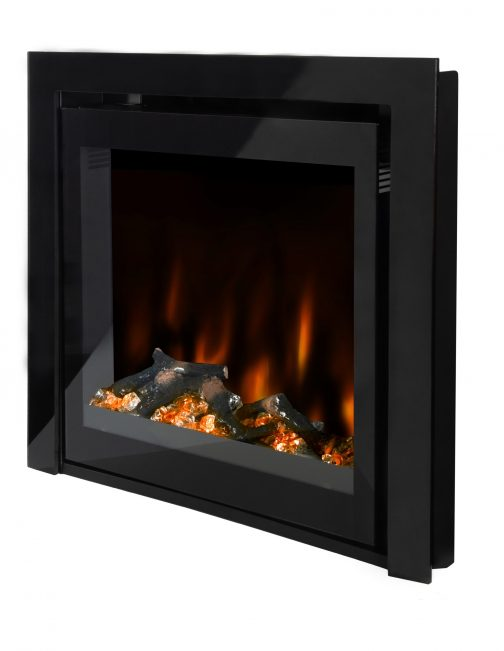 Ezee Glow Pulse Widescreen Inset Electric Fire right