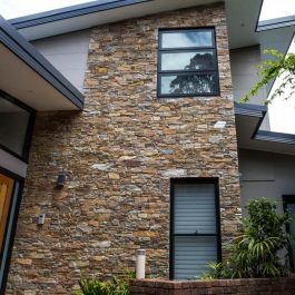 gold quarzt Z stone wall cladding 900x900